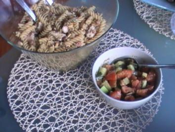 Rezept: Pasta-Salat