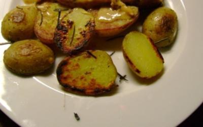 Kartoffeln: Rosmarin Kartöffelchen - Rezept