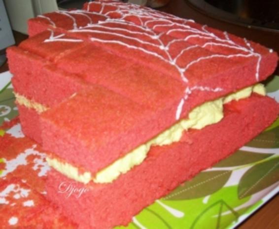 Spiderman Kuchen Rezept Mit Bild Kochbar De
