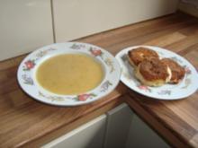 Hauptgericht - Sonstiges - Badische Apfelküchle  ( Lieblingsgericht meiner 3 Mäuse - Drillinge) - Rezept