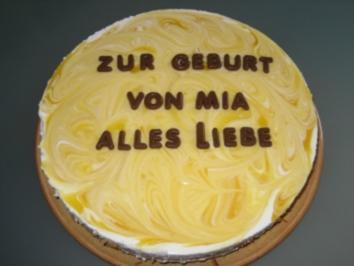 Mango Joghurt Torte Mit Frischkase Rezept Kochbar De