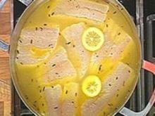 Pannfisch auf Tims Art - Rezept