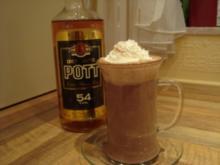 *Drinks mit Alkohol - Azteken-Schokolade - Rezept