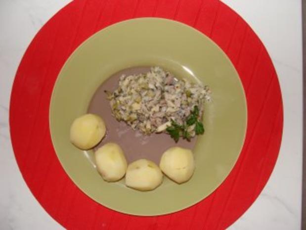 Fisch :  -Matjes-Tatar- - Rezept