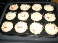 Spaghetti- Muffins - Rezept