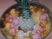 Fruchteis - Rezept