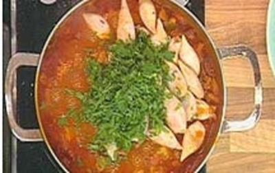 Andalusischer Eintopf - Rezept