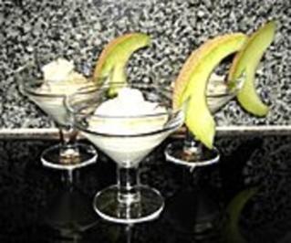 Cremiges Joghurteis - Rezept