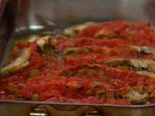 Gefüllte Sardinen mit Bröseln und Pecorino - Rezept