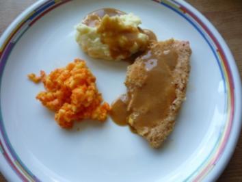 Käse-Schinken-Schnitzel - Rezept