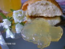 Holunderblütengelee a la Claudi - Rezept