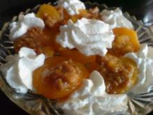 Pfirsiche mit Amaretti-Füllung - Rezept