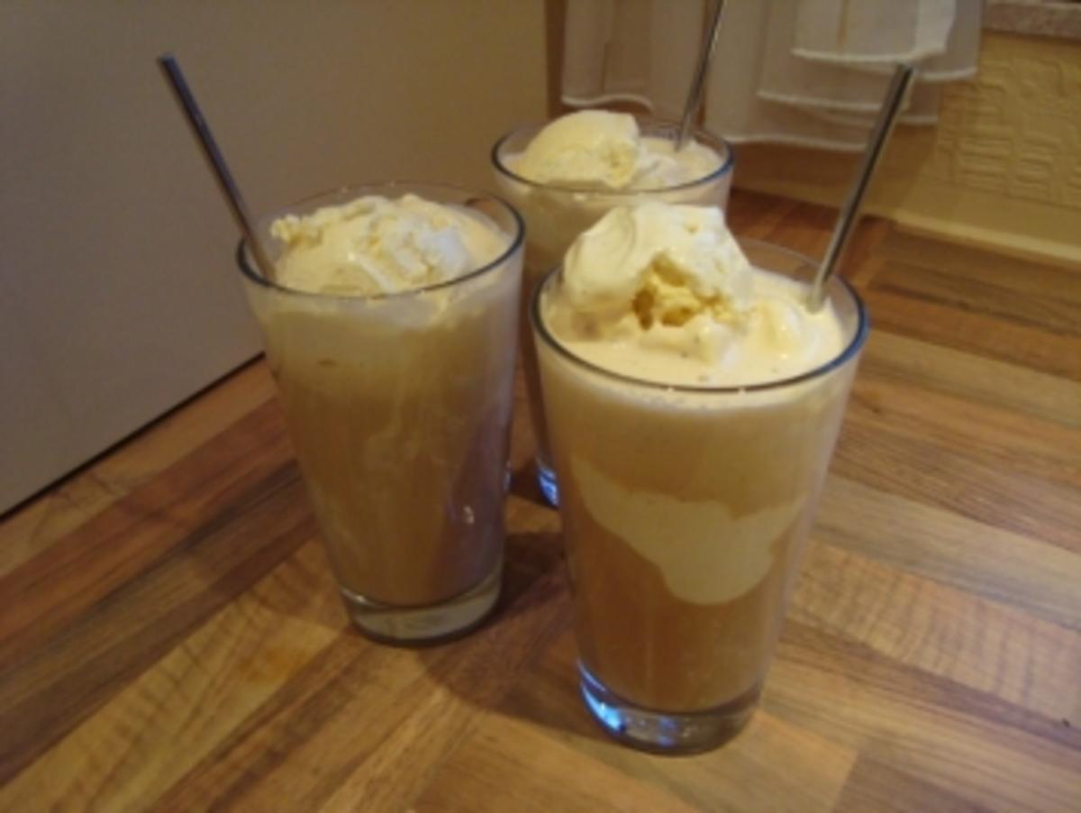 Getränke - warm - Heißer Eiskaffee - Rezept Eingereicht von hette
