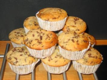 Rezept: Ananas-Schoko-Muffins