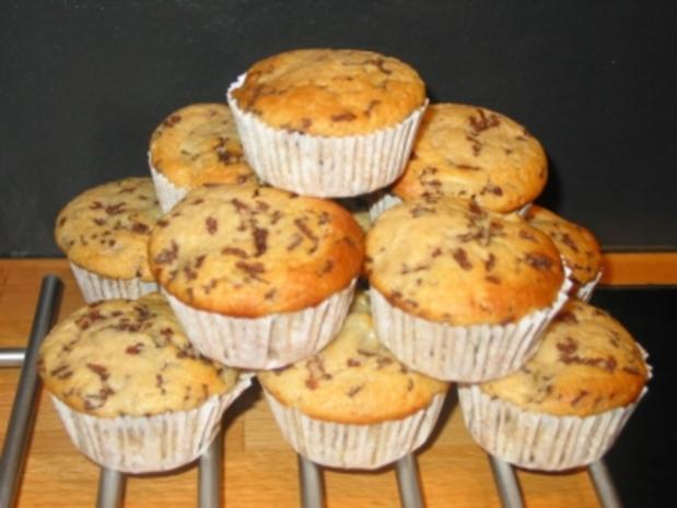 ananas schoko muffins rezept mit bild. Black Bedroom Furniture Sets. Home Design Ideas