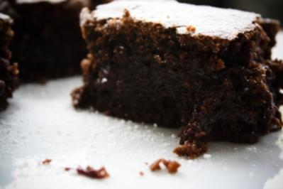 The Baked Brownie - Rezept