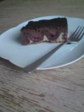 Donauwelle mit Pudding die Kalorienärmere Version... - Rezept