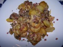 Deftige Kartoffelpfanne - Rezept