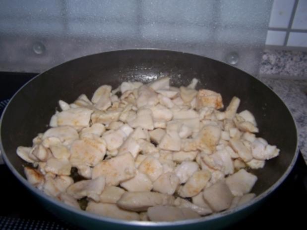 Scharfer Reisauflauf - Rezept - Bild Nr. 4