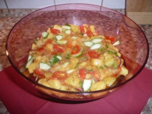Türkischer Kartoffelsalat - Rezept