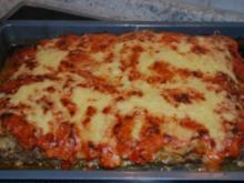 Hack-Pizza vom Blech - Rezept