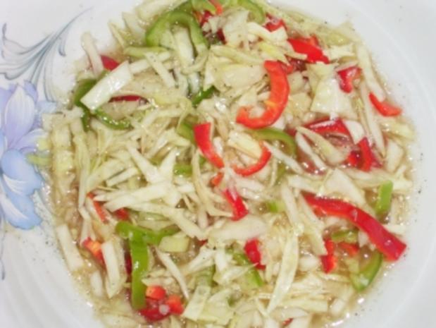 Mexikanischer Salat - Rezept