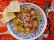 Gemüse-Eintopf - Rezept
