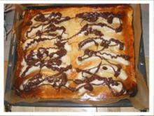 Bananen-Split-Kuchen - Rezept