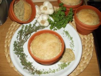 Brot im Töpfchen - jedem das seine...... - Rezept