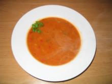 schnelle Bohnensuppe - Rezept