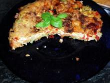 NUDELN: Nudel-Tortilla - Rezept
