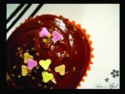 Devil's Chocolate Coffee-Frosted Cupcakes - Rezept