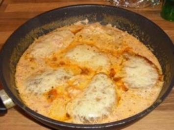 Polnische Schnitzel - Rezept