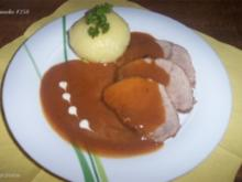 Kalbsbraten - Rezept