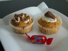 Daim-Eierlikör-Muffins - Rezept