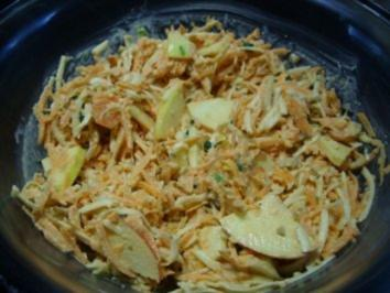 Waldorf-Salat - Rezept