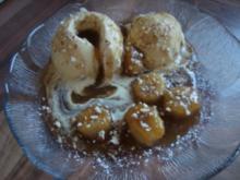 """*Dessert - Karamelbananen """"Kahlúa"""" - Rezept"""
