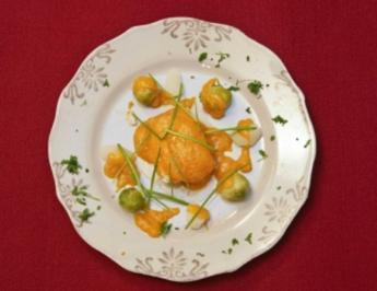 Poisson à la Sauce Nantua (Maite Kelly) - Rezept