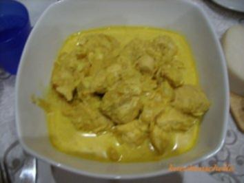 Chicken Korma - Rezept