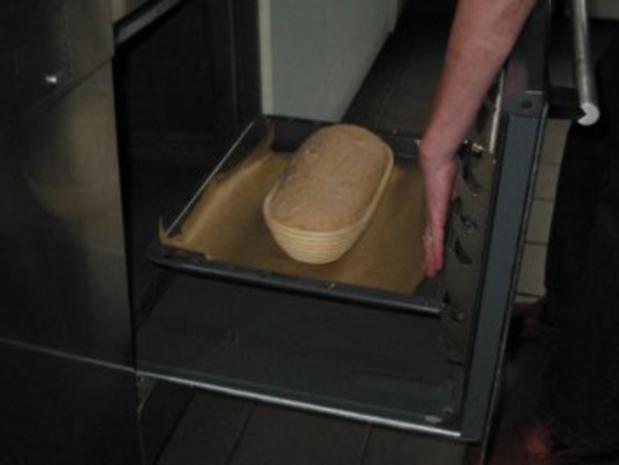 BROT- Weizenvollkornbrot ganz einfach - Rezept - Bild Nr. 6