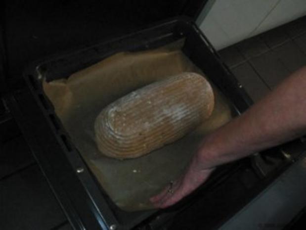 BROT- Weizenvollkornbrot ganz einfach - Rezept - Bild Nr. 7