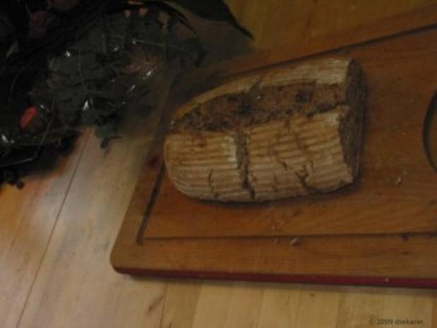 BROT- Weizenvollkornbrot ganz einfach - Rezept - Bild Nr. 8