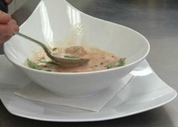Thai-Suppe (Pierre Geisensetter) - Rezept