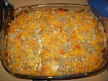 Hirse-Gemüse-Auflauf - Rezept