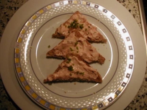 Lachs - Tatar - Rezept