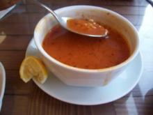 Menzilsuppe - Rezept