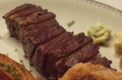 Sizzling Summer Steak - Rezept