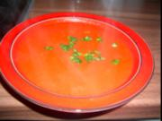 beste Tomatensuppe, wo gibt - Rezept