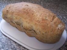 Pizza-Chiabatta-Brot - Rezept