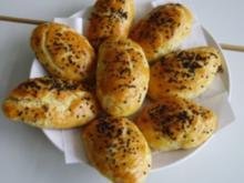 pogaca  (türkische Teigtaschen) - Rezept